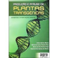 Produção e análise de plantas transgênicas