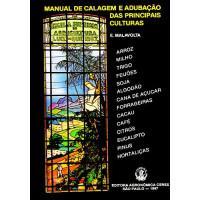 Manual de Calagem e Adubação Princ. Culturas