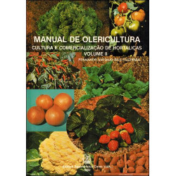Manual de Olericultura Vol. II