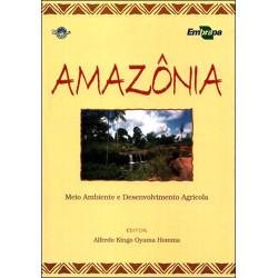 Amazônia - Meio Ambiente e Desenv.