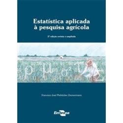 Estatística aplicada à pesquisa agrícola - 2ª Ed
