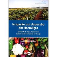 Irrigação por Aspersão em Hortaliças