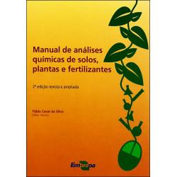 Manual de Análises Químicas de Solos