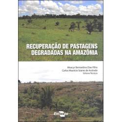 Recuperação Pastagens Degradadas Amazônia