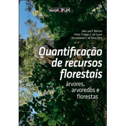 Quantificação de recursos florestais