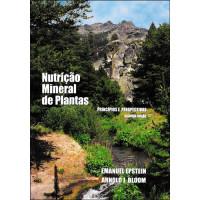 Nutrição Mineral de Plantas - Epstein