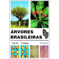Árvores Brasileiras Vol. 3