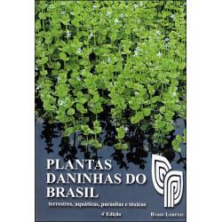 Plantas Daninhas do Brasil 4ª ed.