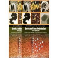 Química e Mineralogia do Solo - 2 Volumes