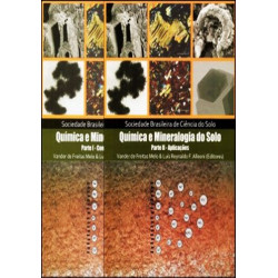 Química e Mineralogia do Solo - 2 Volumes