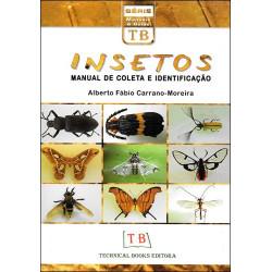 Insetos: manual de coleta e identificação
