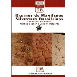 Rastros de Mamíferos Silvestres Brasileiros