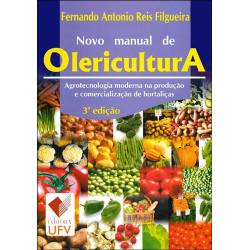 Novo Manual de Olericultura