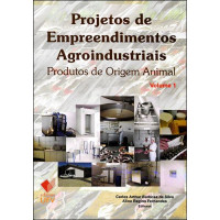 Projetos de Empreend. Agroindustriais Vol. 1