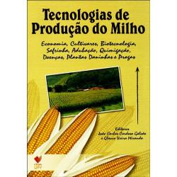 Tecnologias de produção do Milho