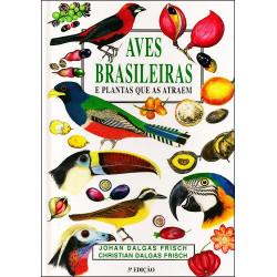 Aves Brasileiras Plantas Que as Atraem