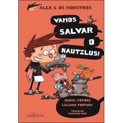Alex e os Monstros: Vamos salvar o Náutilus!