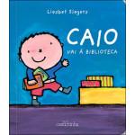 Caio vai à Biblioteca