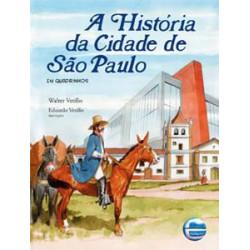 A história da Cidade de São Paulo