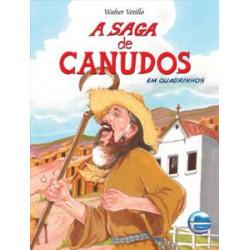 A saga de Canudos - Em quadrinhos