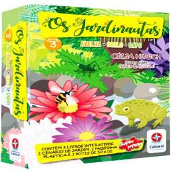 Os Jardinautas - Volume 3