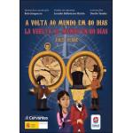 A Volta ao Mundo em 80 Dias-Bilíngue Espanhol