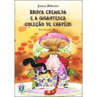 Bruxa Cremilda Gigantesca Col. Chapéus