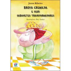Bruxa Cremilda Sabonetes Transformadores