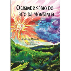 O grande sábio do alto da montanha