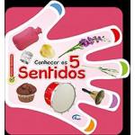Conhecer os 5 sentidos