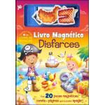 Livro Magnetico Disfarces