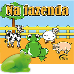 Livros de Banho - Na Fazenda