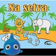 Livros de Banho - Na selva