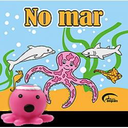 Livros de Banho - No mar