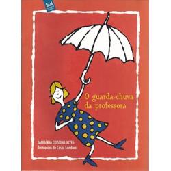 O guarda-chuva da professora