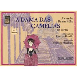 A dama das camélias - em Cordel