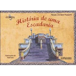 História de uma escadaria