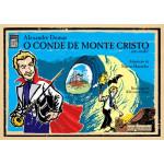 O conde de monte cristo - em Cordel