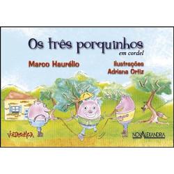 Os três porquinhos – em cordel