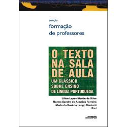 O Texto na sala de aula