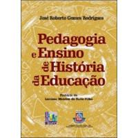 Pedagogia Ensino de Historia da educação