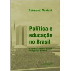 Política e educação no Brasil