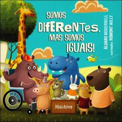 Somos Diferentes, Mas somos Iguais!